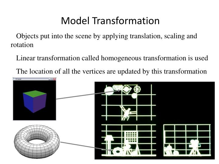 Model Transformation