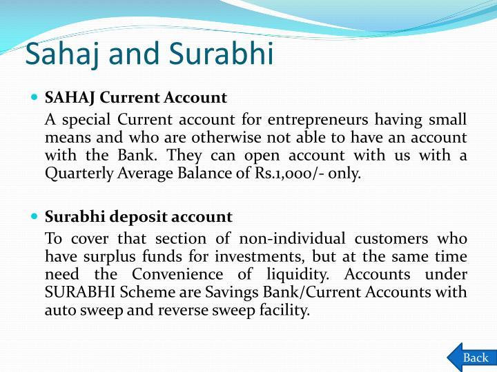 Sahaj and Surabhi