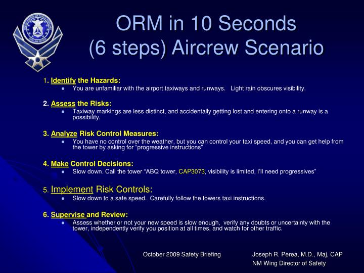 ORM in 10 Seconds