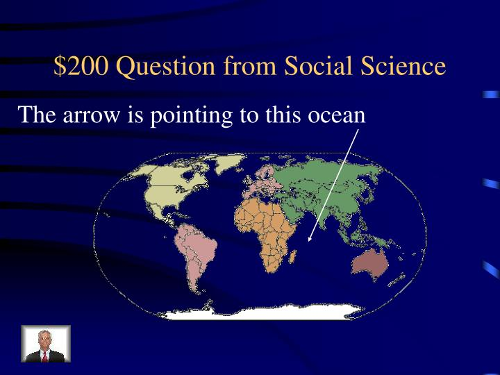 $200 Question from Social Science