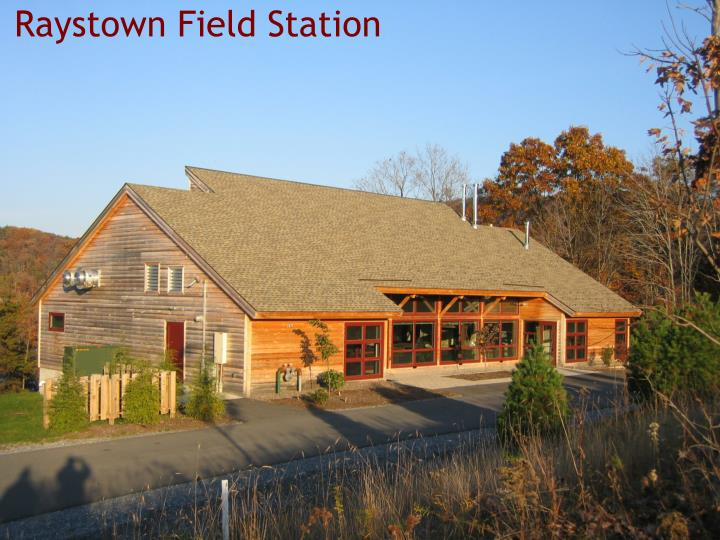 Raystown Field Station