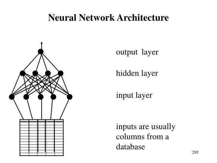 Neural Network Architecture
