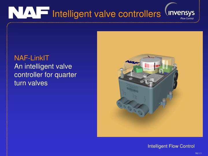 Intelligent valve controllers
