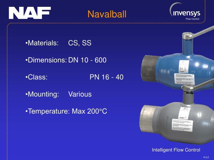 Navalball