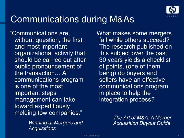 the art of m&a a merger acquisition buyout guide