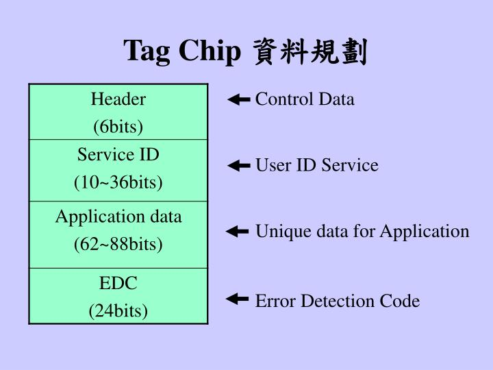 Tag Chip