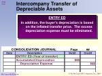 intercompany transfer of depreciable assets1