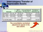 intercompany transfer of depreciable assets6