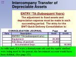 intercompany transfer of depreciable assets7