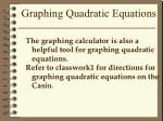 graphing quadratic equations3