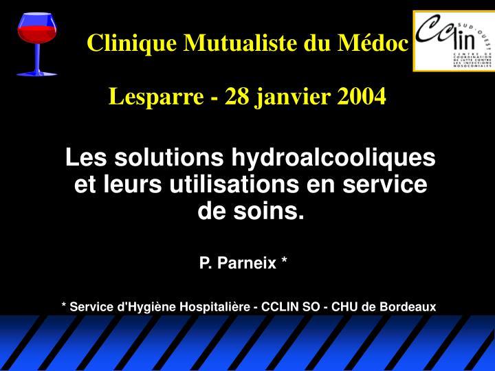 Clinique Mutualiste du Médoc