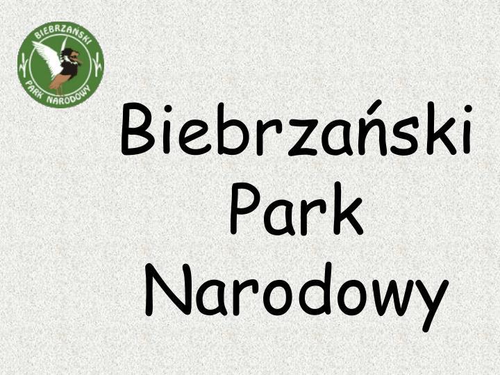 Biebrzański