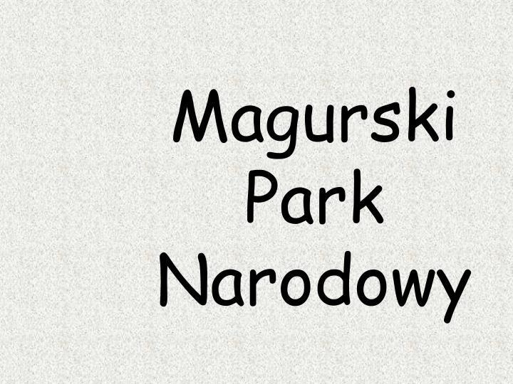 Magurski
