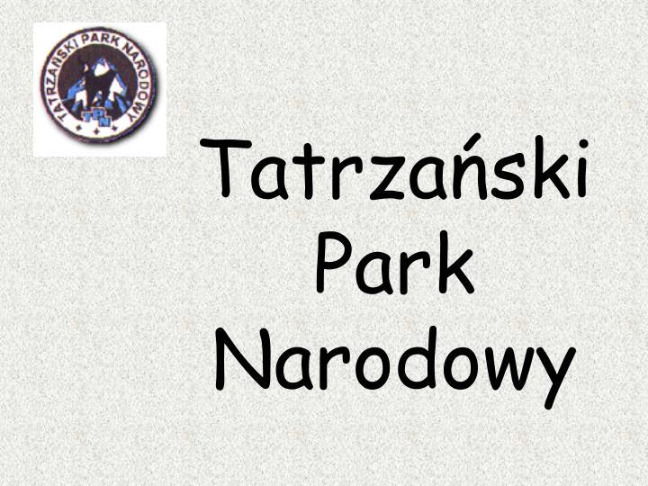 Tatrzaski