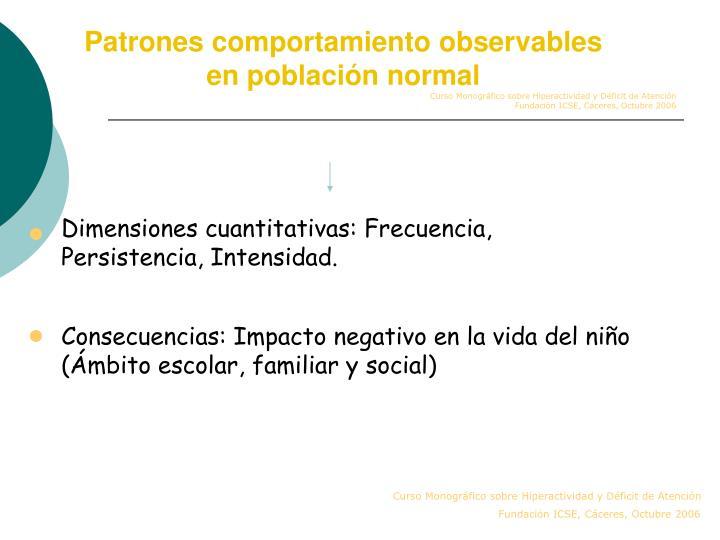 Curso Monográfico sobre Hiperactividad y Déficit de Atención