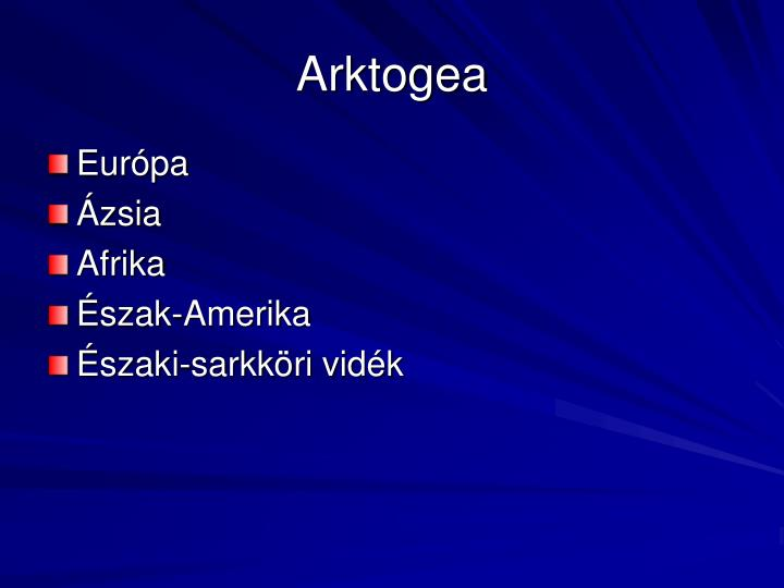 Arktogea