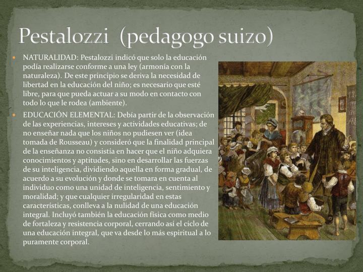 Pestalozzi