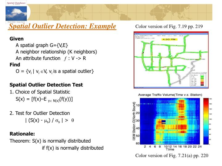 Spatial Outlier Detection: Example