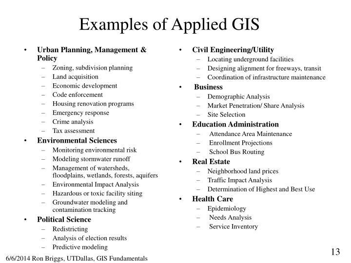 Urban Planning, Management & Policy