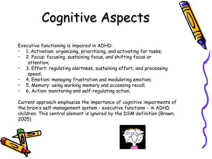 Cognitive Aspects