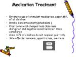 medication treatment