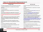 clause 4 2 1 documentation requirements general