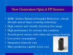 new generation optical fp sensors