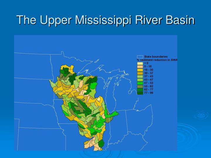 The Upper Mississippi River Basin
