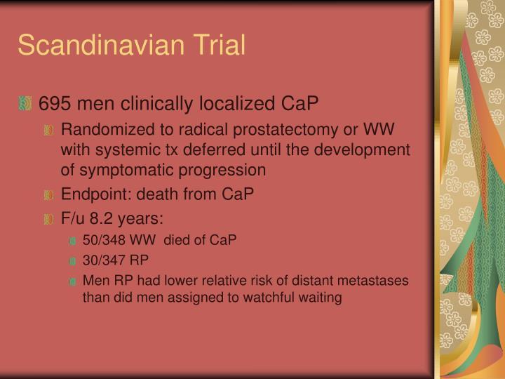 Scandinavian Trial