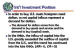int l investment position