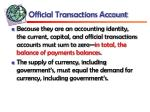 official transactions account1