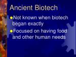 ancient biotech2