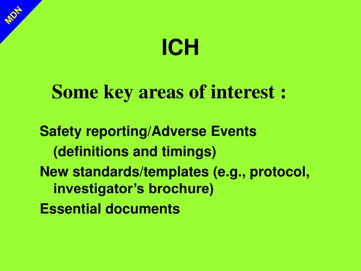Safety reporting/Adverse Events