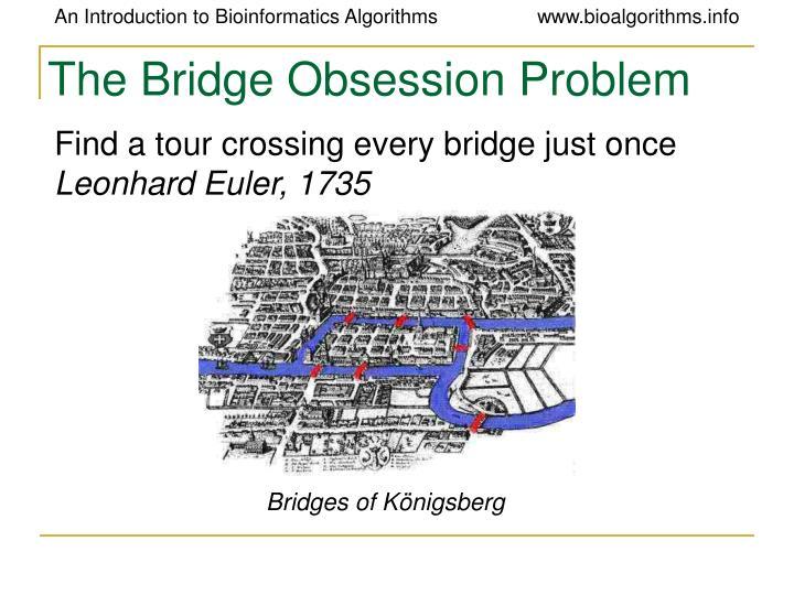 The Bridge Obsession Problem