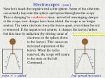 electroscopes cont2
