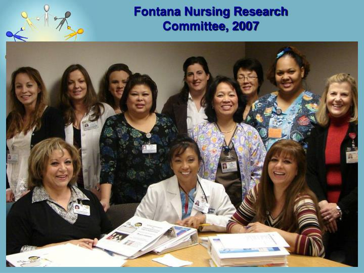 Fontana Nursing Research