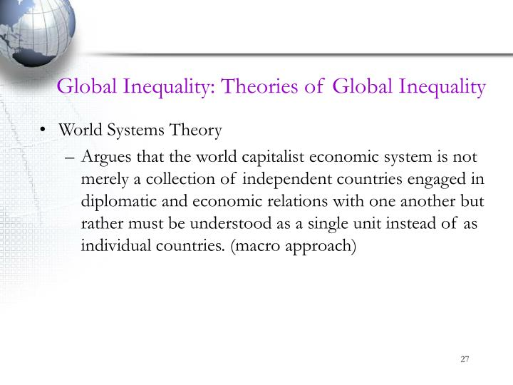 wilkinsons theory of income inequality essay Income inequality essay and has many financial stats to back his theory of income inequality inequality in the justice system wilkinson & pickett's.