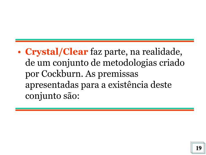 Crystal/Clear