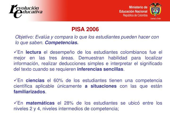 PISA 2006