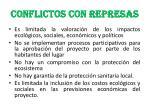 conflictos con represas1