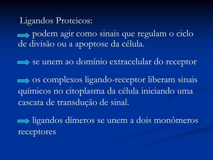 Ligandos Proteicos: