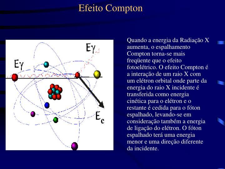 Efeito Compton