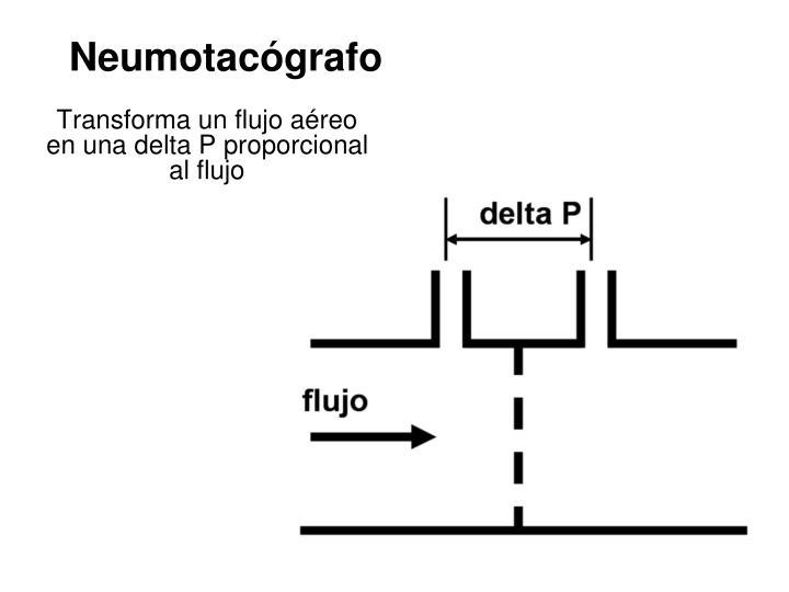 Neumotacógrafo