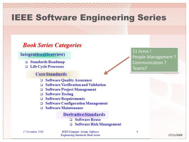 IEEE Software Engineering Series