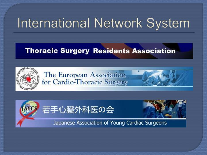 International Network System