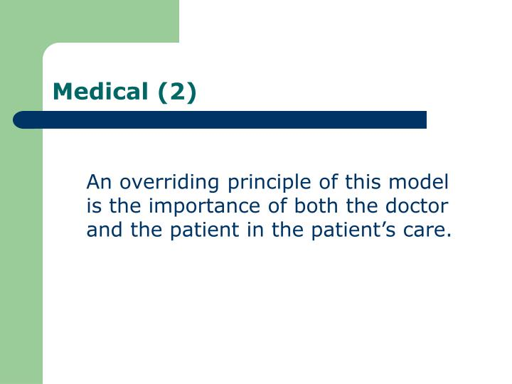 Medical (2)