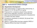 krt 5 institutional culture change1