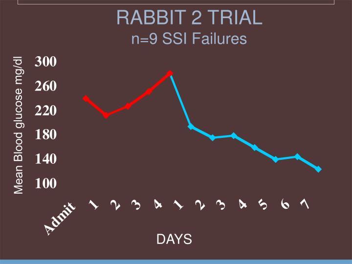 RABBIT 2 TRIAL