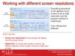 working with different screen resolutions1