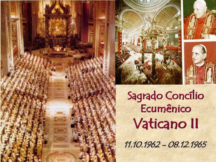 Sagrado Concílio Ecumênico